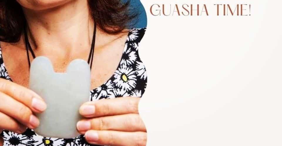 """Guasha workshop """"Zelf aan de slag met Guasha"""""""